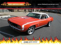 Picture of Classic 1969 Chevrolet Camaro RS/SS Offered by Eric's Muscle Cars - PNU3