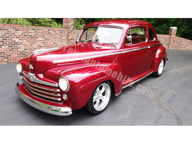 1947 Ford Coupe