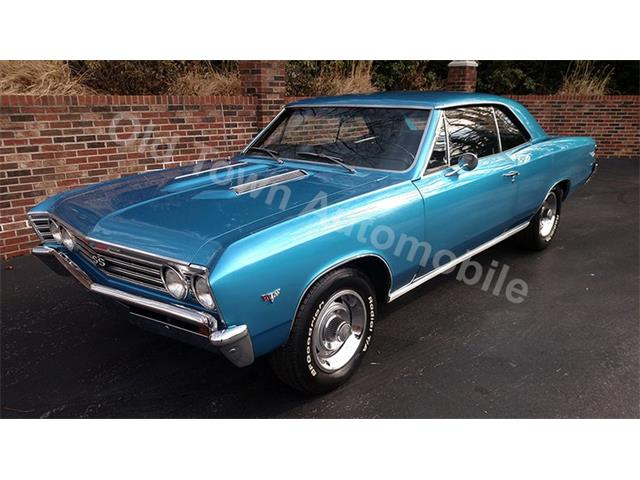 Picture of 1967 Chevrolet Chevelle located in Huntingtown Maryland - PIRY
