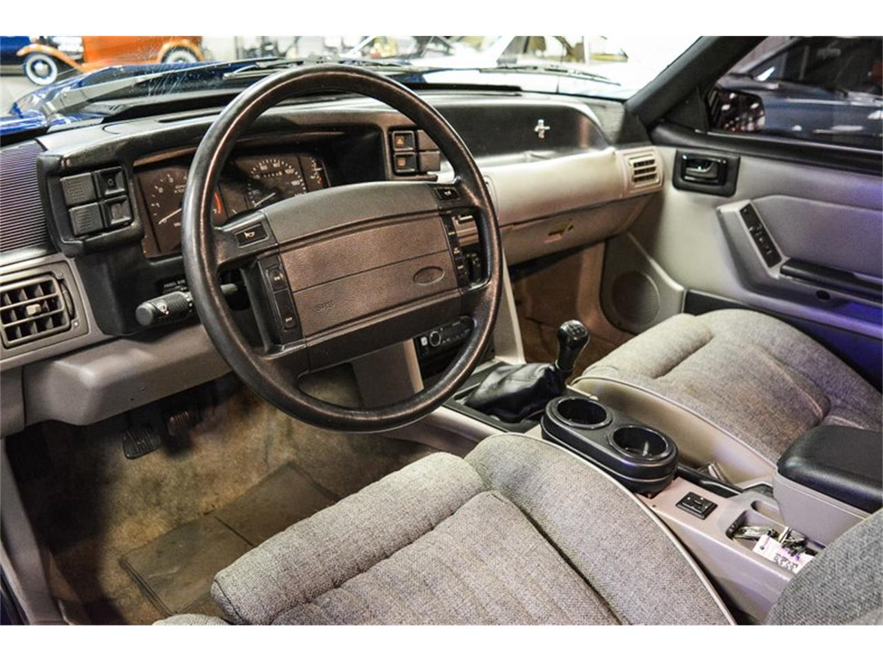 Large Picture of '91 Ford Mustang located in Sherman Texas - PNVK