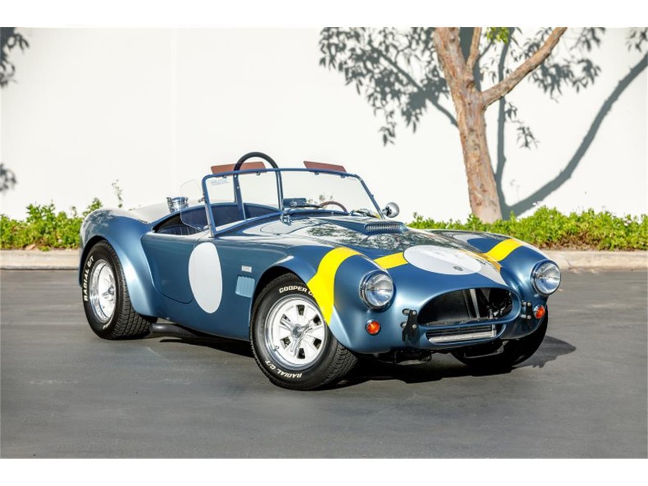 Large Picture of '64 Cobra - PNW2