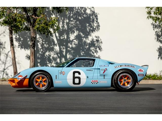 1969 Superformance MKI