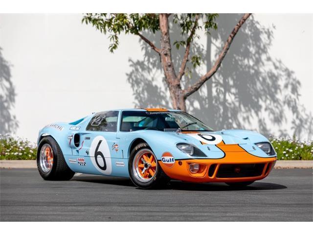 1965 Superformance MKI