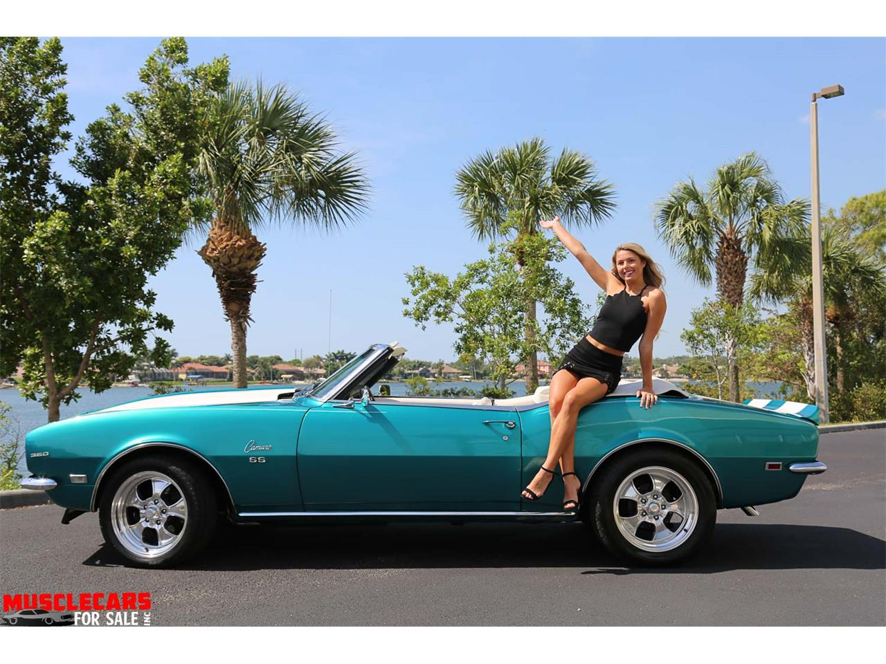 Large Picture of Classic '68 Chevrolet Camaro SS located in Florida - $37,500.00 Offered by Muscle Cars For Sale Inc. - PNWZ