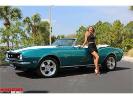 Picture of Classic '68 Camaro SS located in Fort Myers Florida Offered by Muscle Cars For Sale Inc. - PNWZ