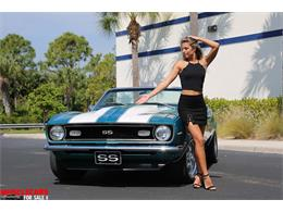 Picture of Classic 1968 Camaro SS located in Florida Offered by Muscle Cars For Sale Inc. - PNWZ