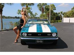 Picture of Classic 1968 Chevrolet Camaro SS located in Fort Myers Florida - PNWZ