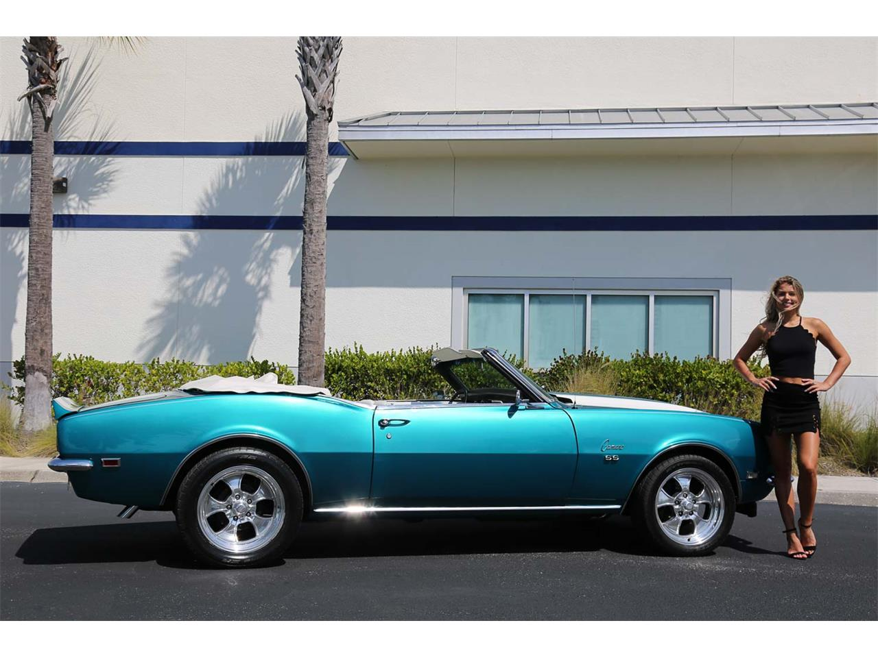 Large Picture of Classic 1968 Chevrolet Camaro SS Offered by Muscle Cars For Sale Inc. - PNWZ