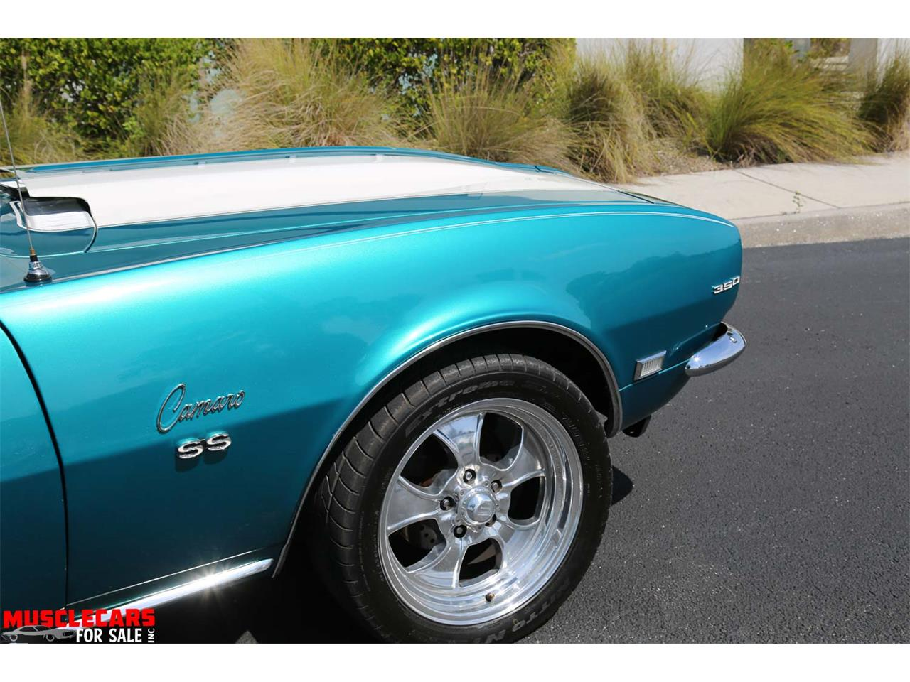 Large Picture of Classic '68 Chevrolet Camaro SS located in Florida Offered by Muscle Cars For Sale Inc. - PNWZ