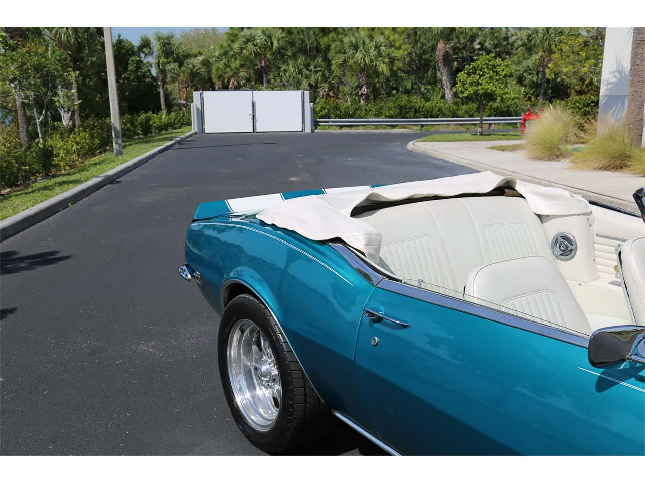 Large Picture of '68 Chevrolet Camaro SS located in Fort Myers Florida - $37,500.00 Offered by Muscle Cars For Sale Inc. - PNWZ