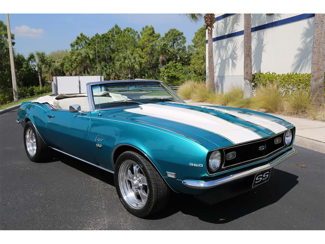 Large Picture of Classic 1968 Chevrolet Camaro SS located in Florida - PNWZ