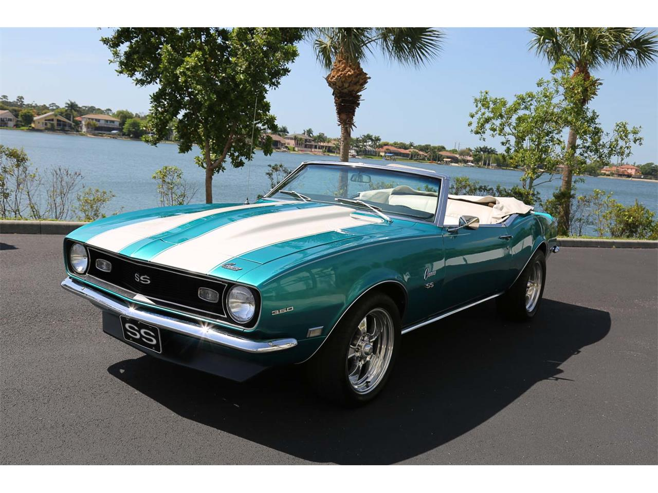 Large Picture of 1968 Camaro SS located in Florida - PNWZ