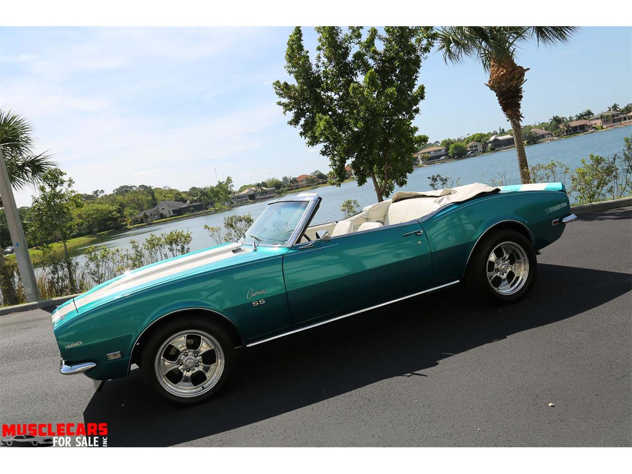 Large Picture of 1968 Chevrolet Camaro SS located in Florida - $37,500.00 Offered by Muscle Cars For Sale Inc. - PNWZ