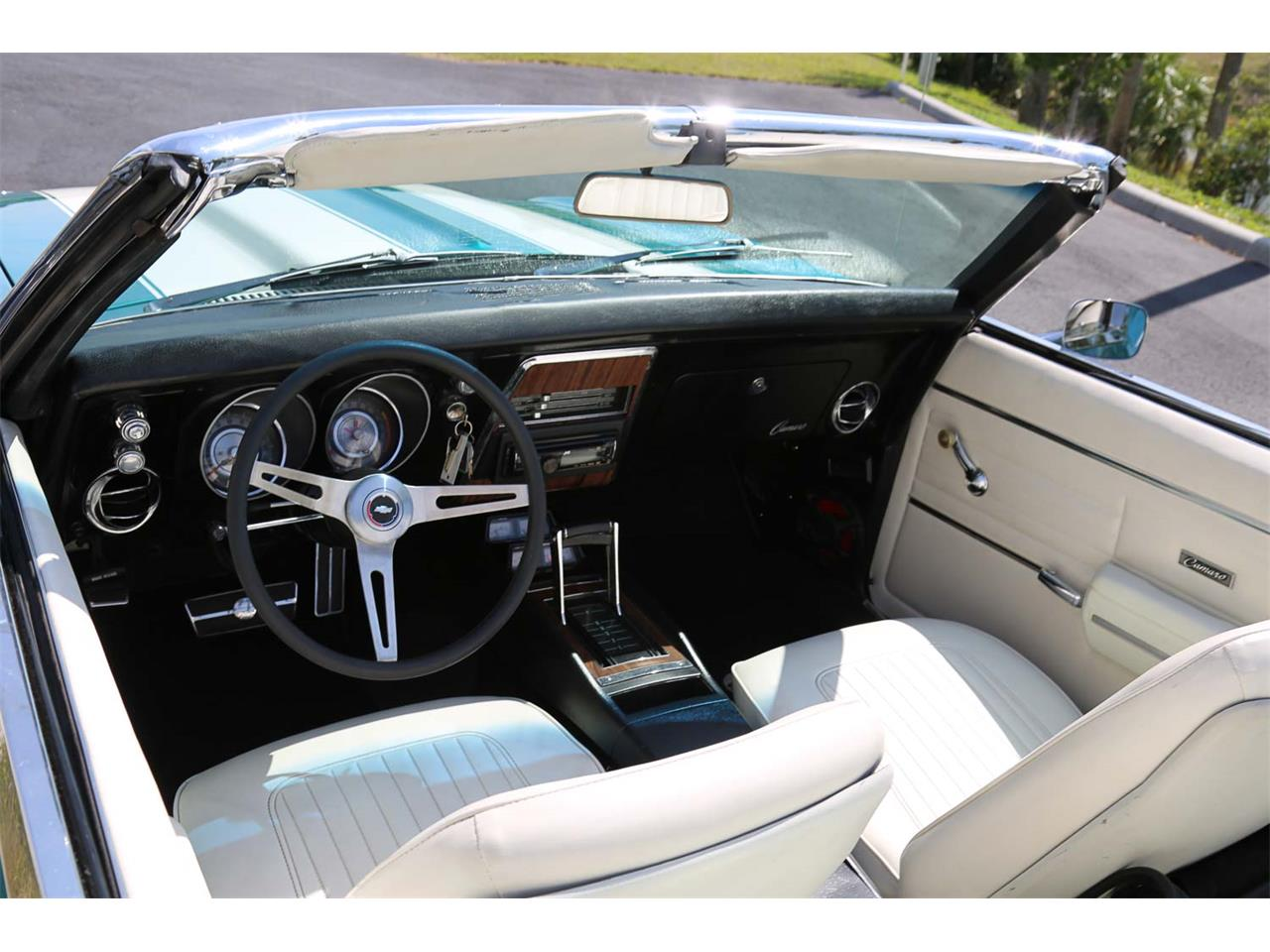 Large Picture of 1968 Chevrolet Camaro SS - $37,500.00 - PNWZ