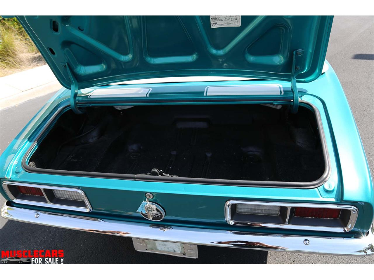 Large Picture of '68 Camaro SS - $37,500.00 Offered by Muscle Cars For Sale Inc. - PNWZ