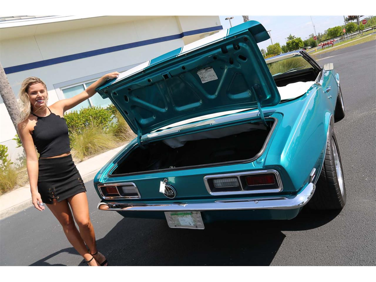 Large Picture of Classic 1968 Chevrolet Camaro SS located in Florida - $37,500.00 Offered by Muscle Cars For Sale Inc. - PNWZ