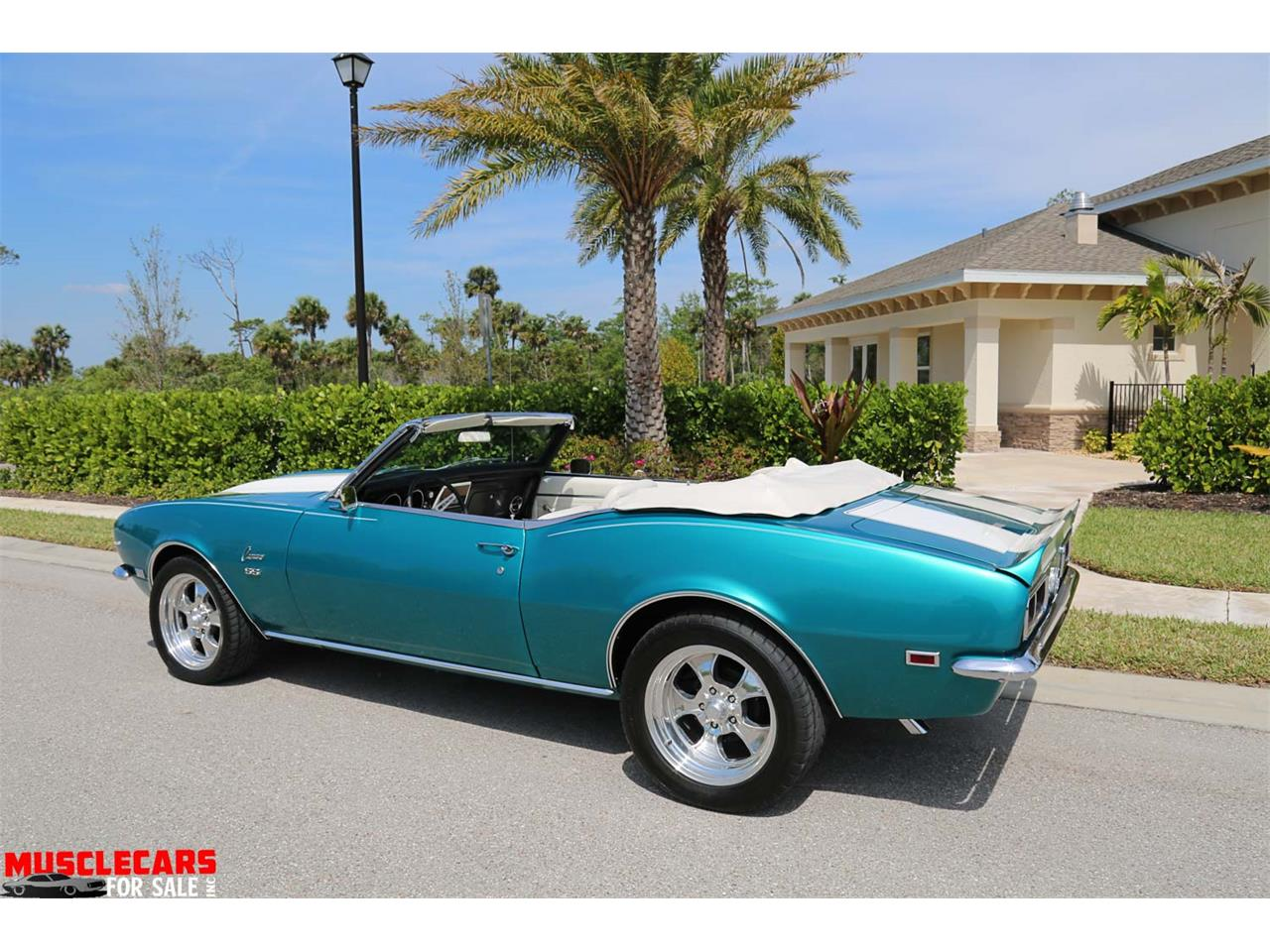 Large Picture of 1968 Chevrolet Camaro SS located in Florida Offered by Muscle Cars For Sale Inc. - PNWZ