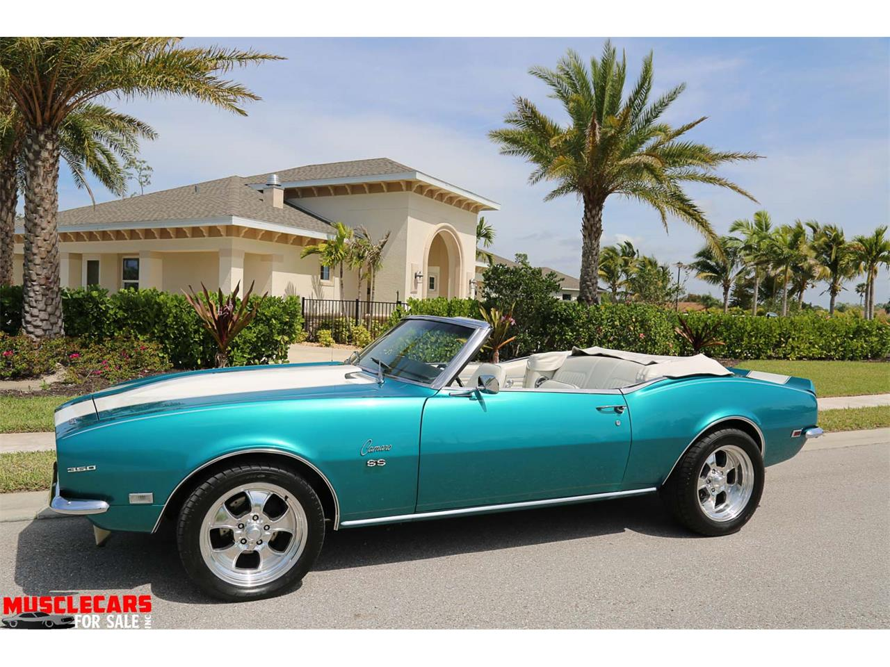 Large Picture of Classic 1968 Camaro SS Offered by Muscle Cars For Sale Inc. - PNWZ