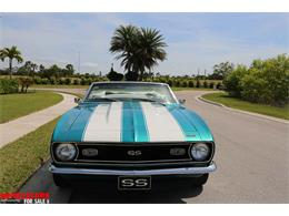 Picture of Classic '68 Camaro SS located in Fort Myers Florida - PNWZ