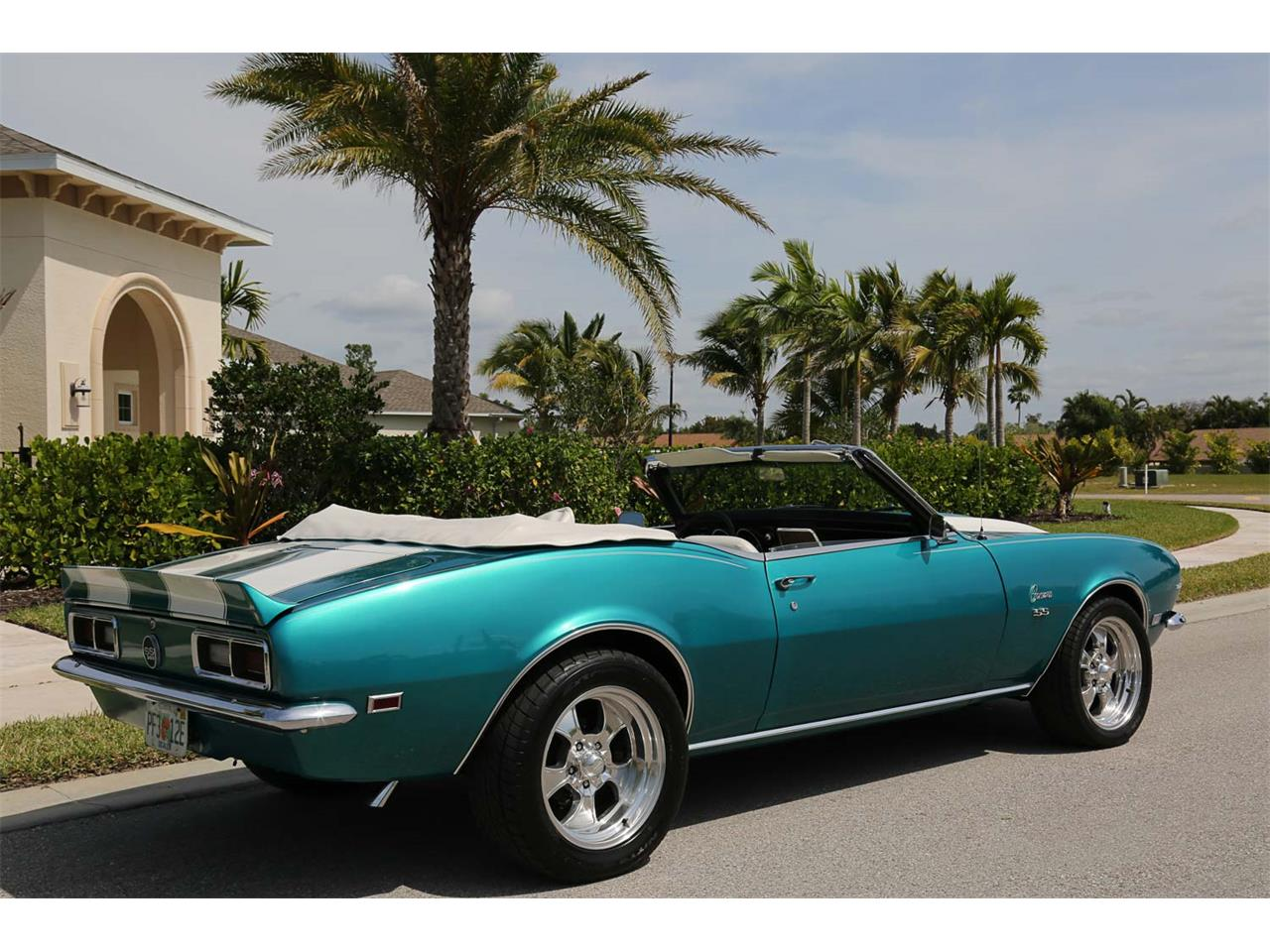 Large Picture of Classic 1968 Camaro SS located in Florida - $37,500.00 - PNWZ