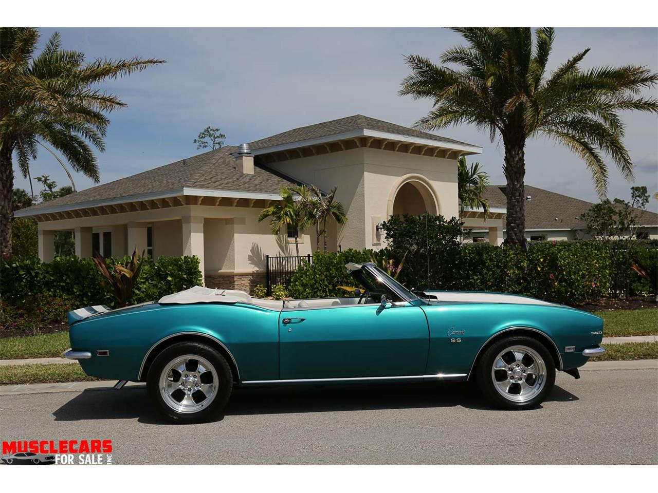 Large Picture of 1968 Camaro SS located in Fort Myers Florida - $37,500.00 - PNWZ