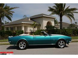 Picture of Classic 1968 Chevrolet Camaro SS located in Fort Myers Florida Offered by Muscle Cars For Sale Inc. - PNWZ