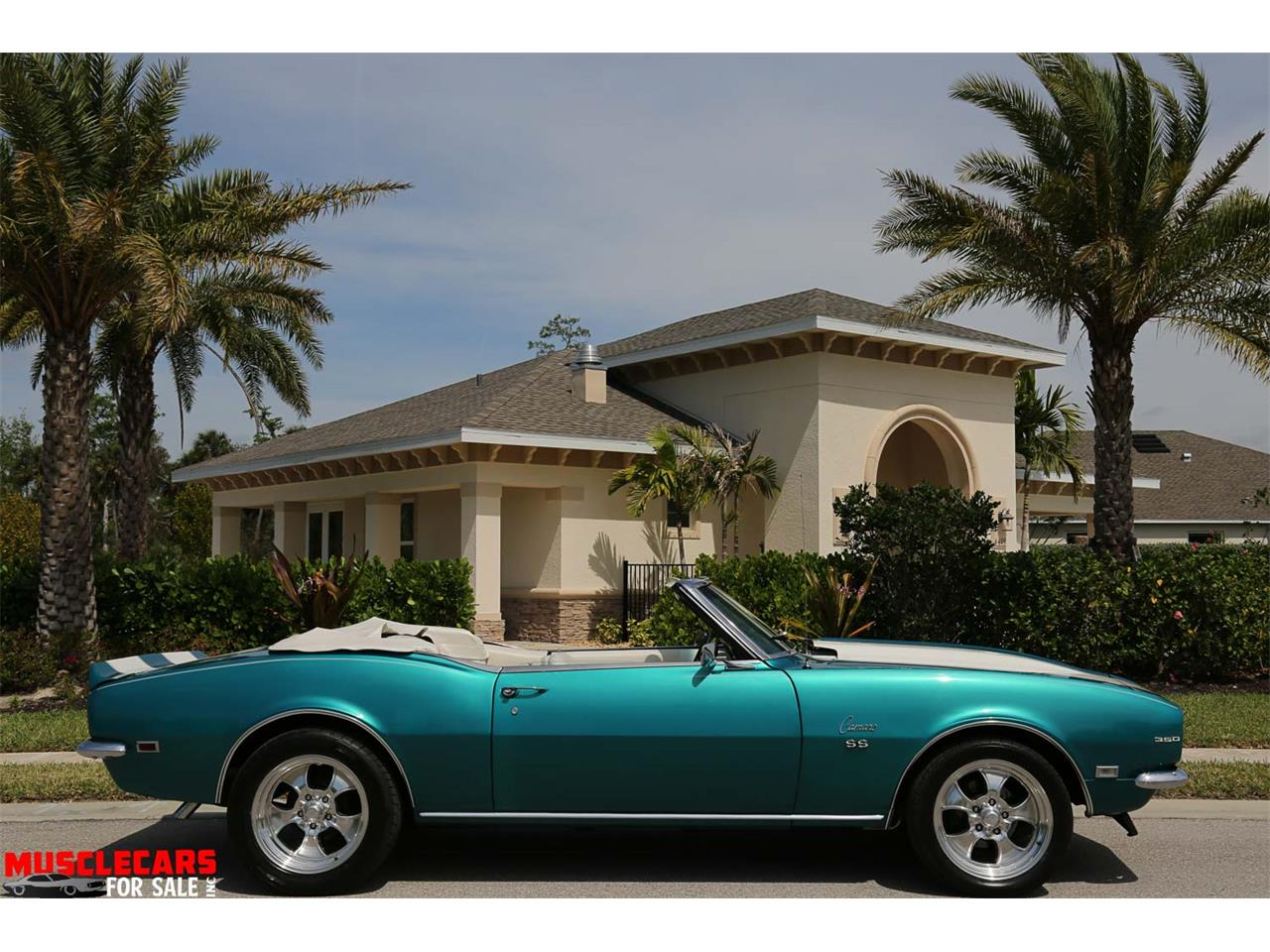 Large Picture of Classic 1968 Chevrolet Camaro SS located in Fort Myers Florida - $37,500.00 - PNWZ
