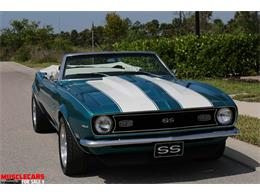 Picture of Classic 1968 Chevrolet Camaro SS located in Florida - $37,500.00 - PNWZ