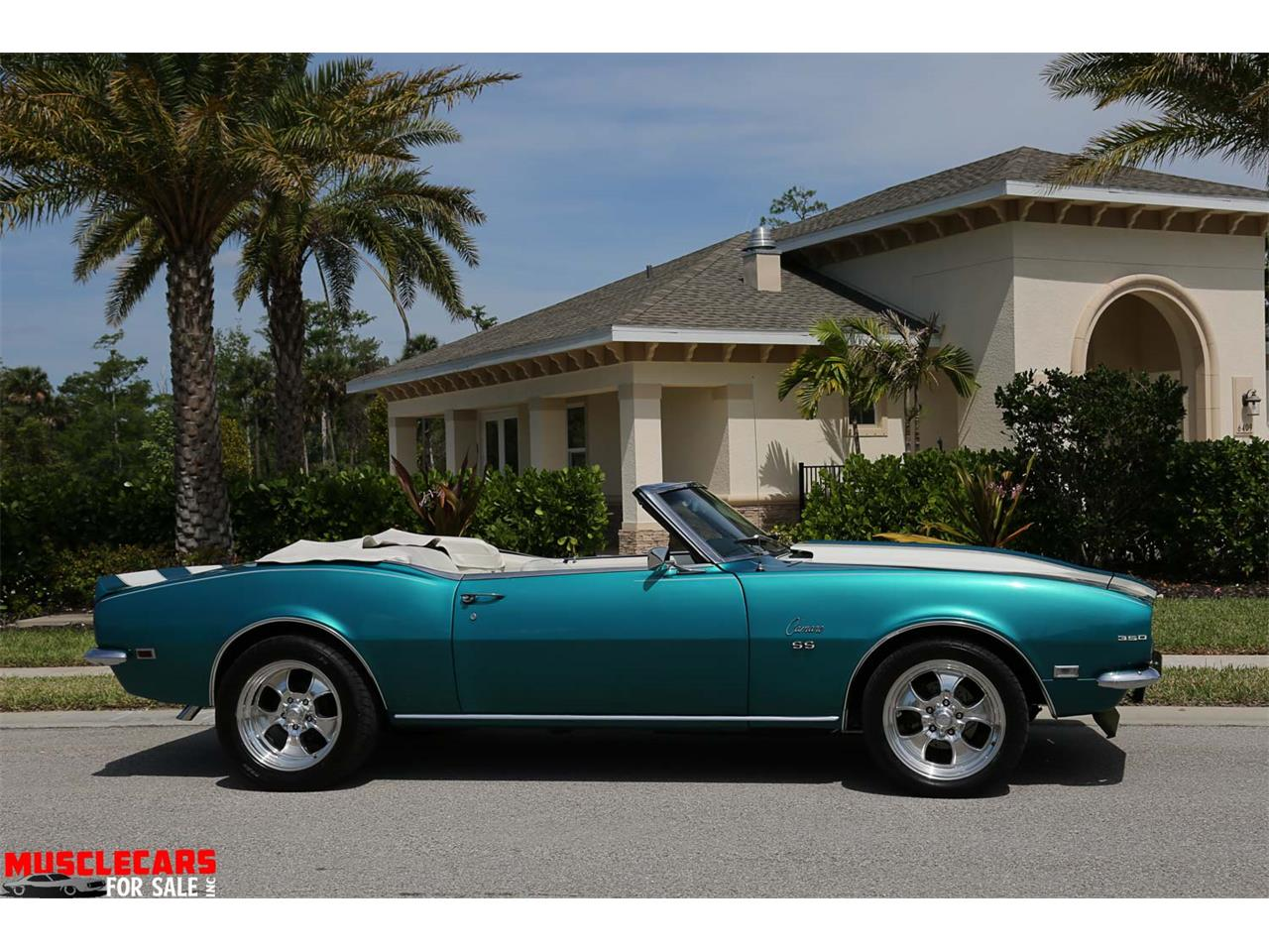 Large Picture of '68 Camaro SS located in Fort Myers Florida - $37,500.00 Offered by Muscle Cars For Sale Inc. - PNWZ