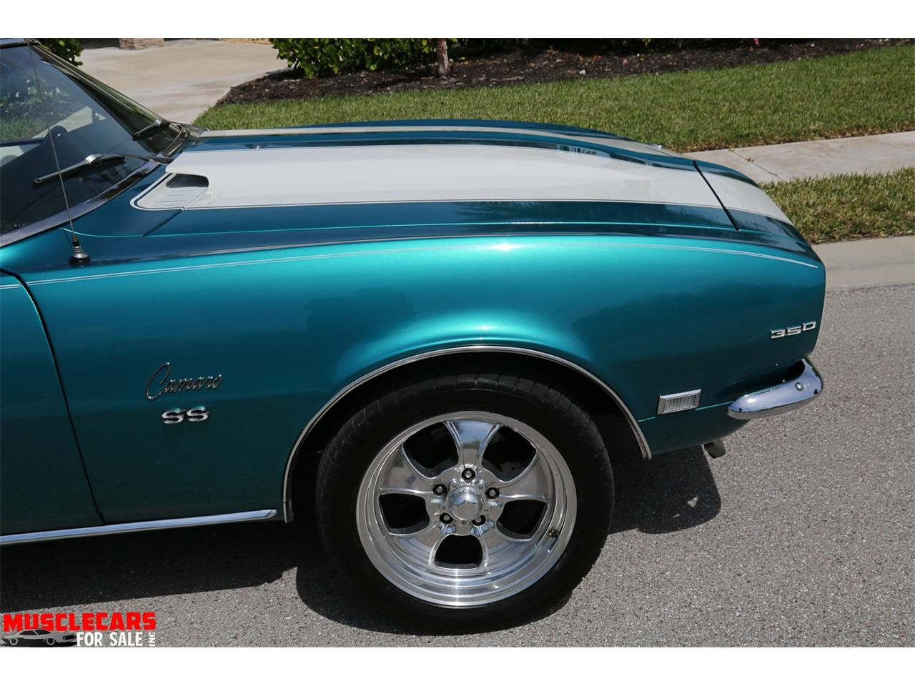 Large Picture of 1968 Camaro SS Offered by Muscle Cars For Sale Inc. - PNWZ