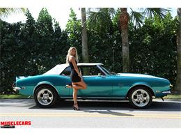 Picture of Classic 1968 Camaro SS located in Florida - $37,500.00 Offered by Muscle Cars For Sale Inc. - PNWZ