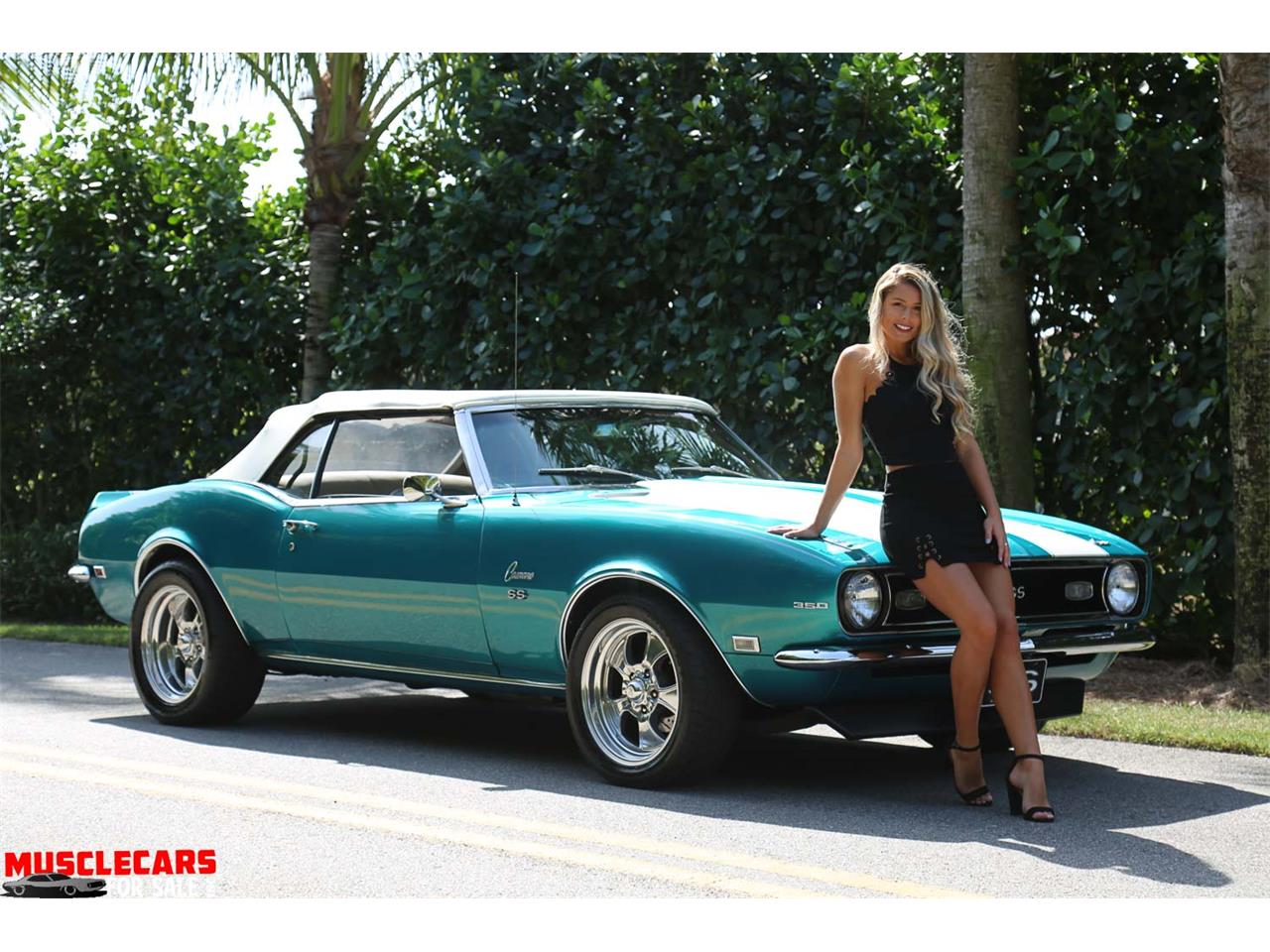 Large Picture of 1968 Chevrolet Camaro SS located in Florida - $37,500.00 - PNWZ