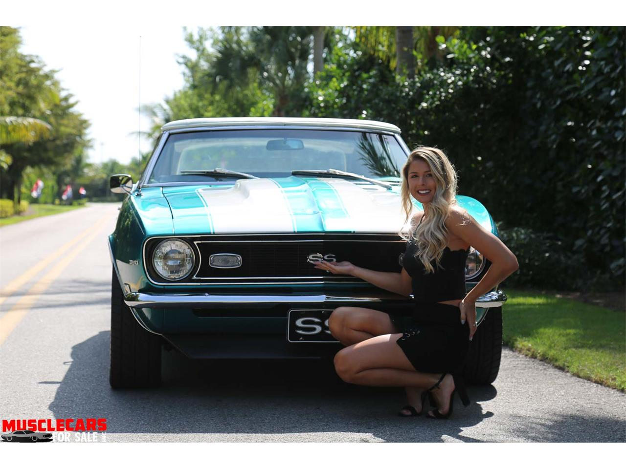 Large Picture of Classic 1968 Camaro SS located in Florida Offered by Muscle Cars For Sale Inc. - PNWZ