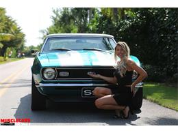 Picture of Classic 1968 Chevrolet Camaro SS located in Florida - PNWZ