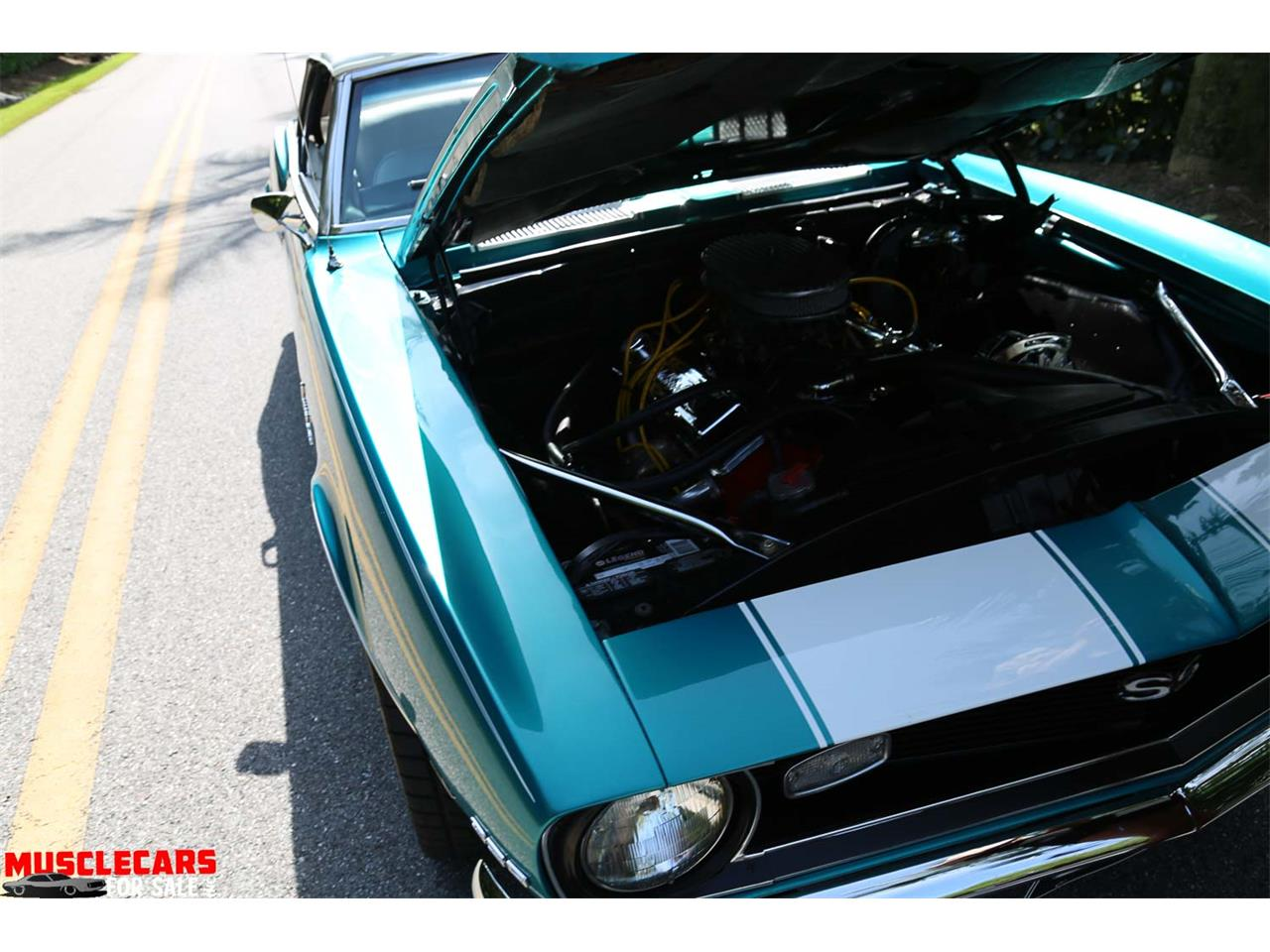 Large Picture of Classic '68 Camaro SS located in Florida - PNWZ