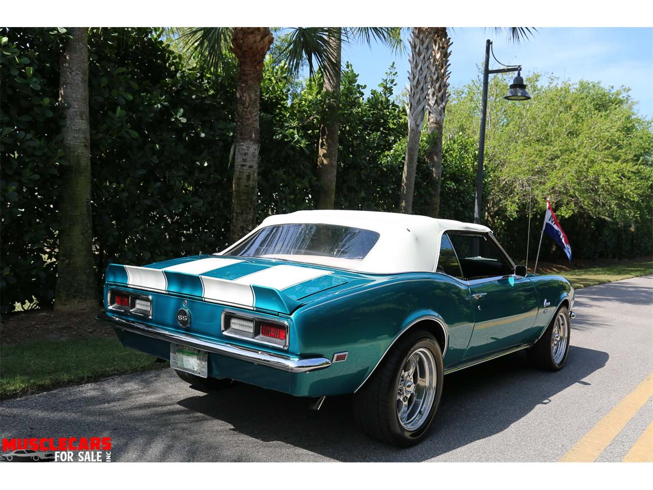 Large Picture of '68 Camaro SS located in Florida Offered by Muscle Cars For Sale Inc. - PNWZ