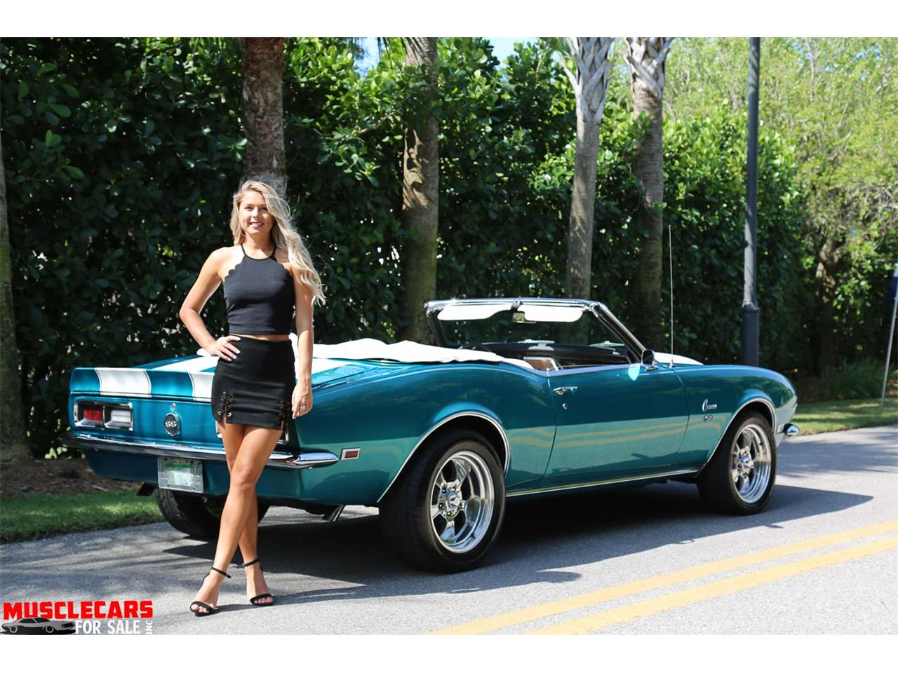 Large Picture of Classic 1968 Chevrolet Camaro SS - $37,500.00 Offered by Muscle Cars For Sale Inc. - PNWZ