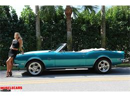 Picture of Classic 1968 Camaro SS located in Fort Myers Florida Offered by Muscle Cars For Sale Inc. - PNWZ