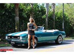 Picture of '68 Camaro SS Offered by Muscle Cars For Sale Inc. - PNWZ