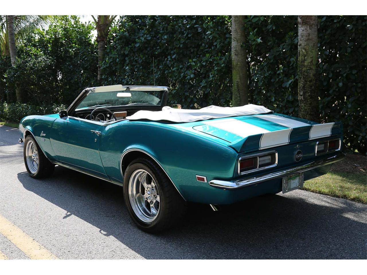 Large Picture of Classic '68 Chevrolet Camaro SS located in Florida - $37,500.00 - PNWZ