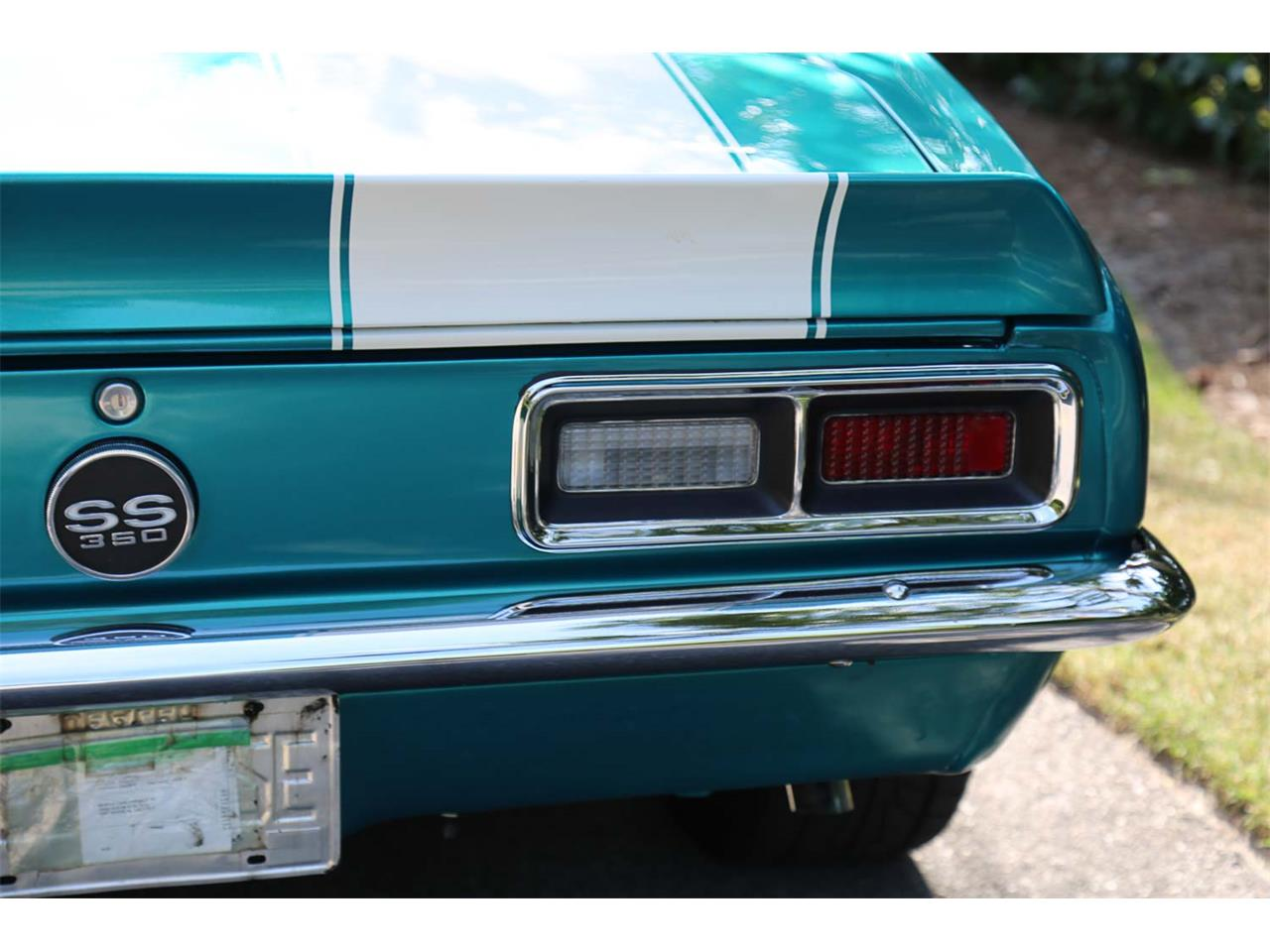 Large Picture of '68 Chevrolet Camaro SS - PNWZ