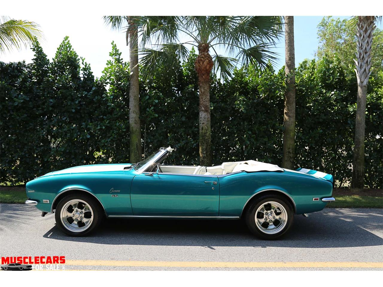 Large Picture of Classic '68 Camaro SS Offered by Muscle Cars For Sale Inc. - PNWZ