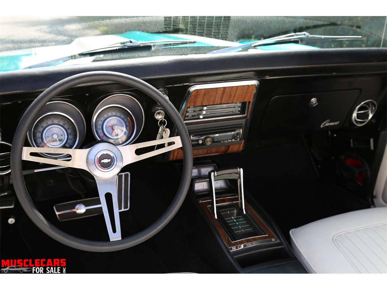 Large Picture of Classic 1968 Camaro SS - $37,500.00 Offered by Muscle Cars For Sale Inc. - PNWZ