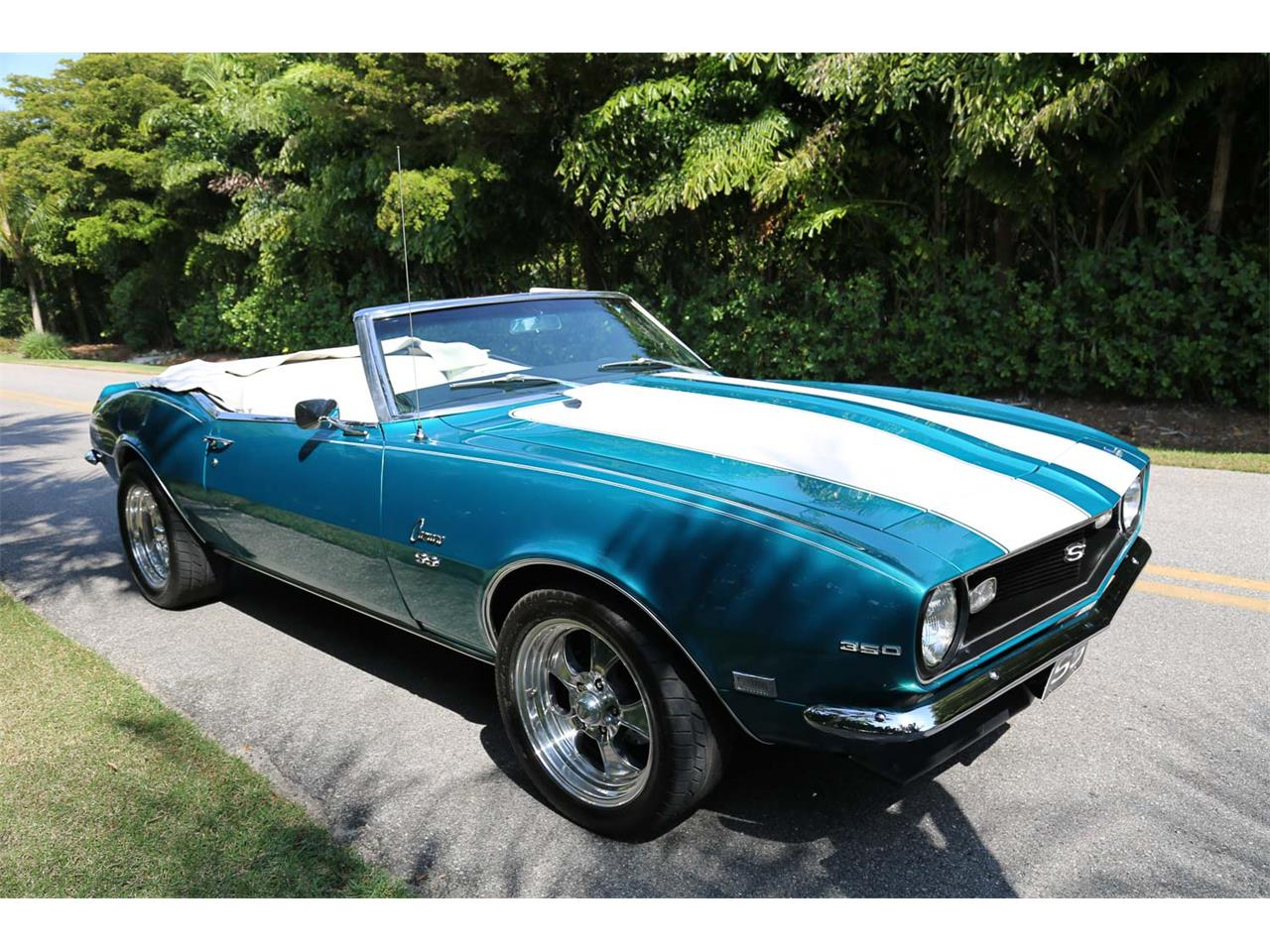 Large Picture of Classic 1968 Chevrolet Camaro SS - PNWZ