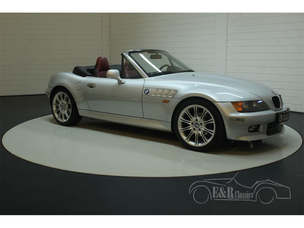 Large Picture of 2001 Z3 located in Waalwijk Noord-Brabant Offered by E & R Classics - PNX1