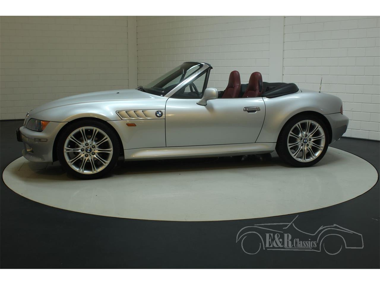 Large Picture of '01 BMW Z3 located in Waalwijk Noord-Brabant - $19,150.00 Offered by E & R Classics - PNX1