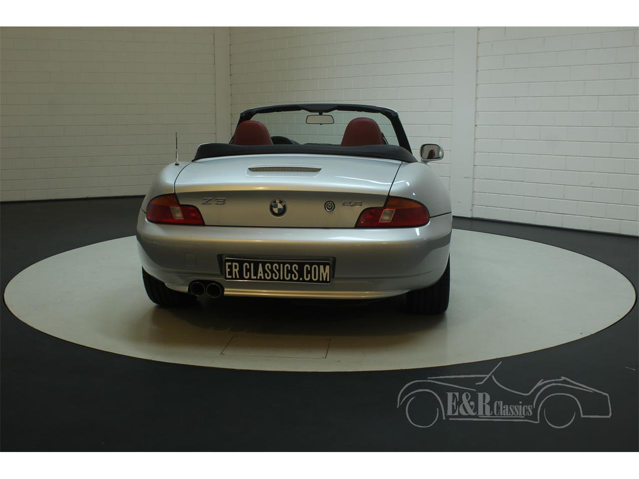 Large Picture of 2001 BMW Z3 - PNX1