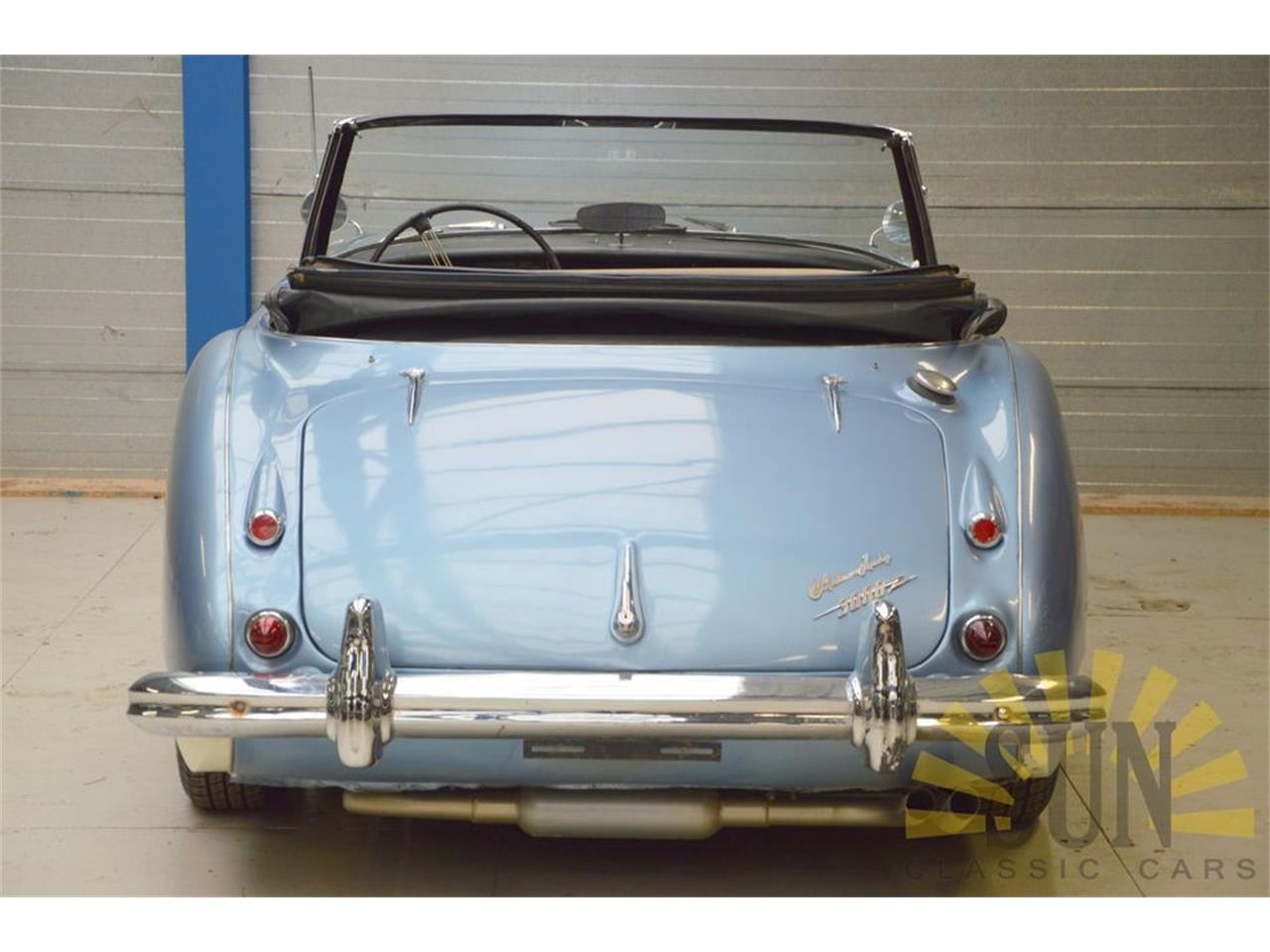 Large Picture of 1964 Austin-Healey 3000 Mark III located in noord Brabant - PNX3