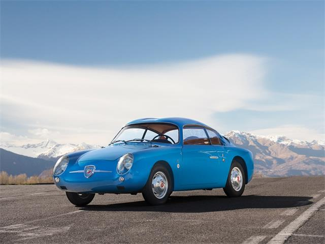 Picture of '59 Fiat Abarth 750 - PNXX