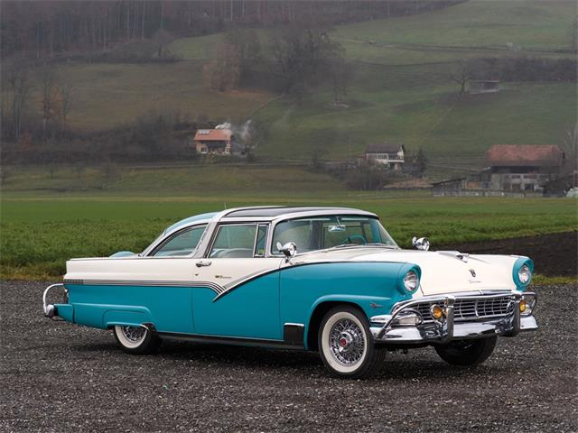 Picture of '56 Fairlane Crown Victoria Skyliner - PNY5